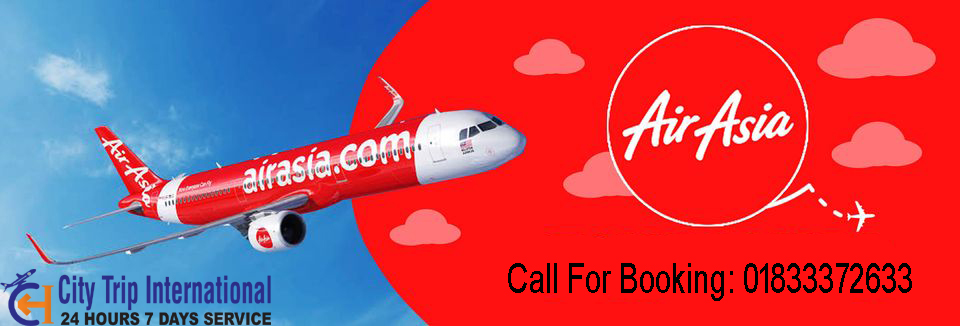 Air Asia Dhaka Office | Address, Contact Number, Ticket Booking