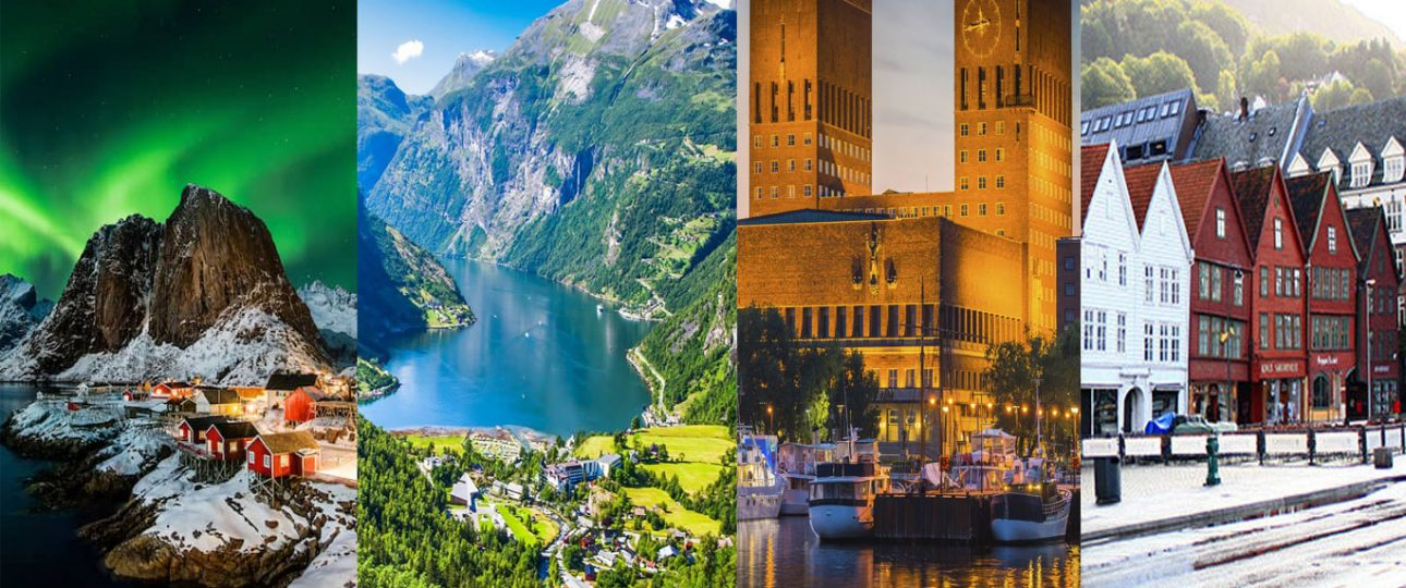 Top 5 Places to See in Norway